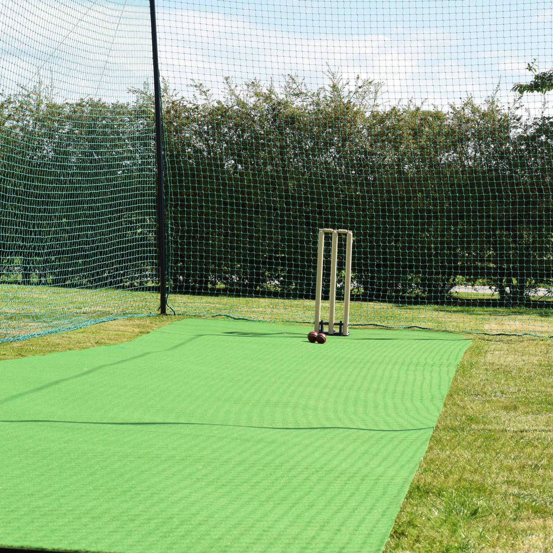 2m wide lightweight cricket matting />